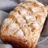 Chleb na melasie ze słonecznikiem