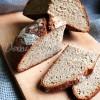 Pszenno-żytni chleb na zakwasie z mlekiem