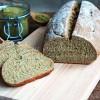 Zielony chlebek dyniowy
