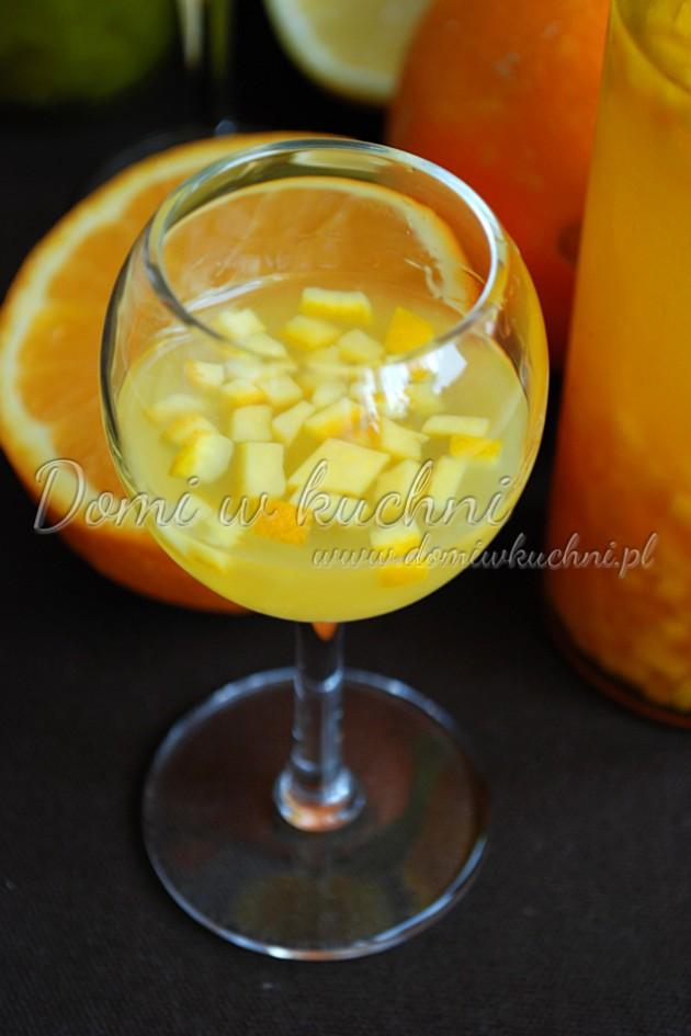 Pomarańczowy ekstrakt do ciast