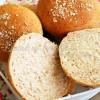 Grahamki – bułeczki pszenne