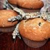 Muffiny migdałowe z czekoladą