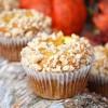 Muffiny dyniowe z nadzieniem