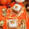 Ciasto orzechowo-dyniowe