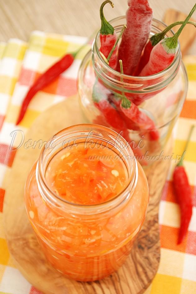 Słodki sos chilli