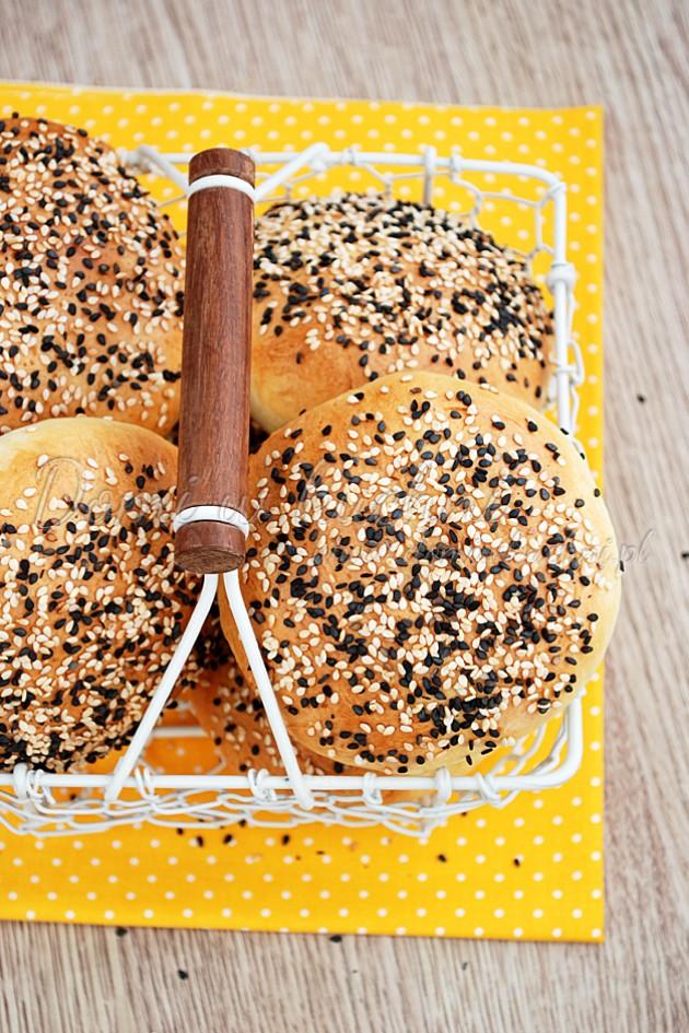 Bułki do hamburgerów II