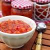 Salsa brzoskwiniowa