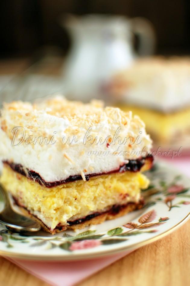"""Pani Walewska – ciasto """"Pychotka"""""""