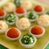 Kulki serowe w ziołach