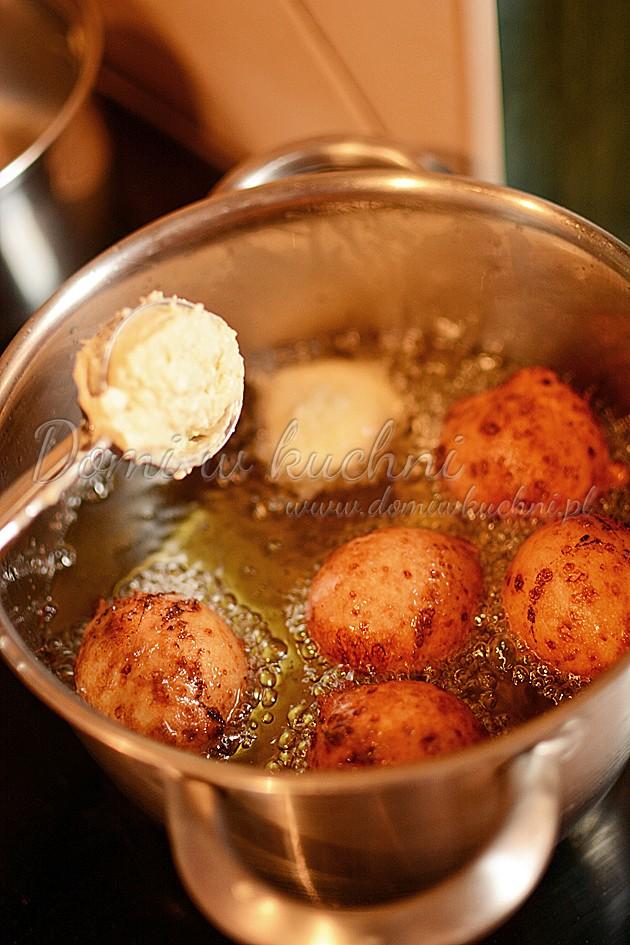 Pączuszki serowe