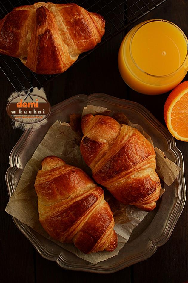 Croissants – croissanty