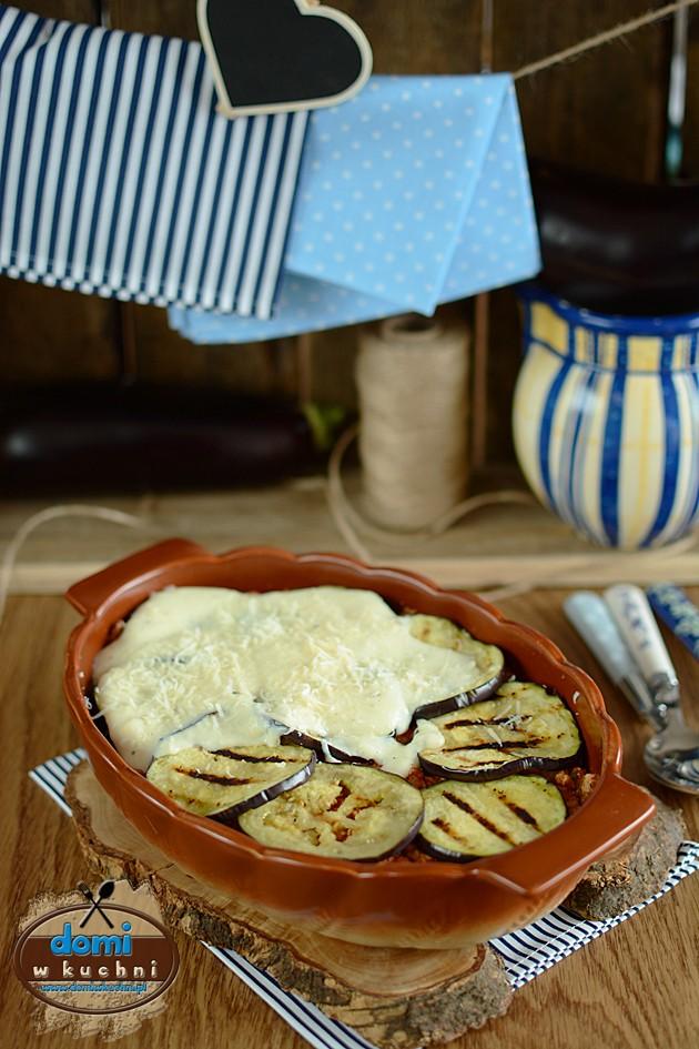 Moussaka – grecka lazania z bakłażana