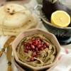 Baba ghanoush – pasta z bakłażana