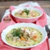 Lohikeitto – fińska zupa z łososiem