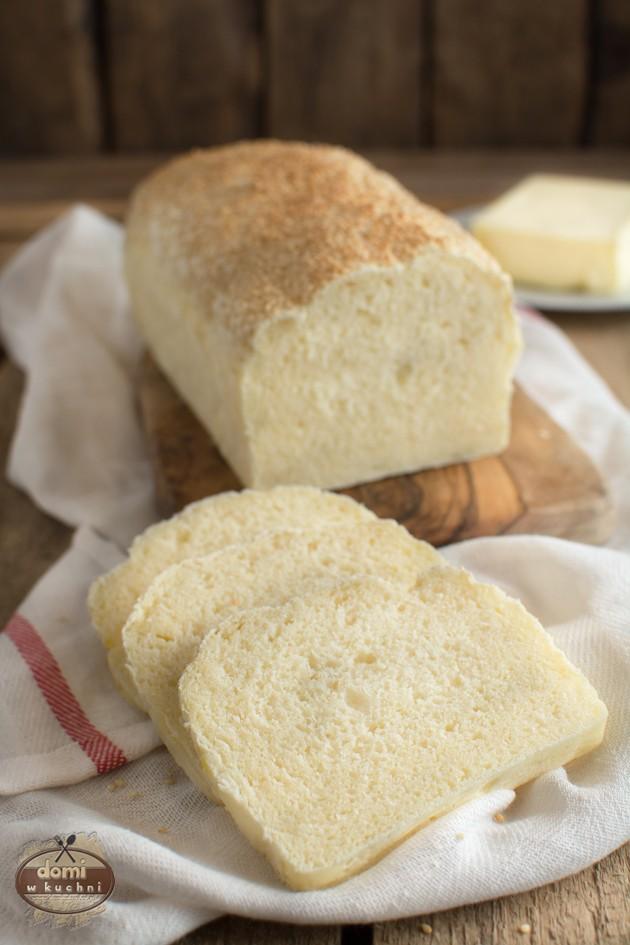 Drożdżowy chlebek bezglutenowy