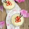 Waniliowy pudding ryżowy