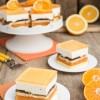 Słoneczne ciasto pomarańczowe