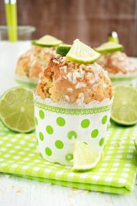 Muffiny kokosowo-limonkowe3