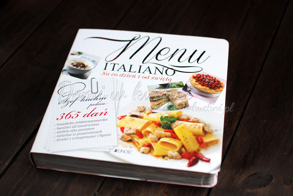 menu italiano1